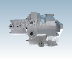 Hydraulic Piston Pump for Excavator (PVD-2B-36) pictures & photos