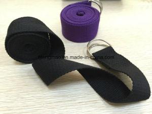 Black Yoga Belt pictures & photos