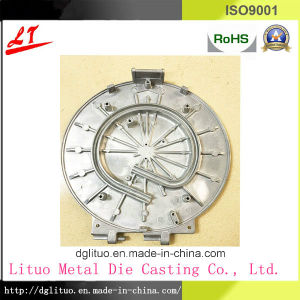 Aluminum and Zinc Alloy Die Casting Machine Parts pictures & photos