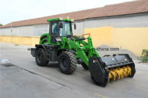 2ton Small Front End Loader Epaiii Epaiv Tier Engine Approved pictures & photos