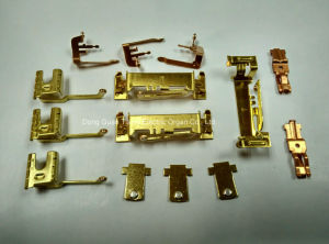 Precision Electric Brass Contact Terminal Copper Connectors pictures & photos
