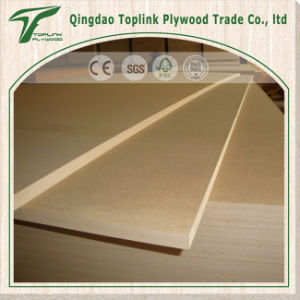 16mm 18mm Raw MDF/ MDF Sheet / Plain MDF Board for Furniture pictures & photos