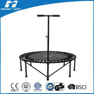 Adult Fitness Trampoline with Rubber Rope pictures & photos