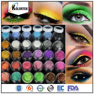 Cosmetic Mica Powder Pigments for Eyeshadow pictures & photos
