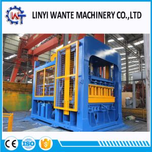 2016 Promotion! Qt6-15 Brick Making Machine for Hollow/Paver/Cusbstones Blocks pictures & photos
