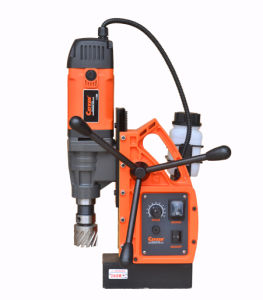 Lightweight Magnetic Drill with Powerful Motor pictures & photos