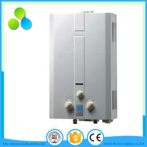 Russian Glass Panel Natural Gas Water Heater pictures & photos