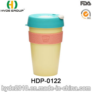 Wholesale Christmas Gift 12oz Plastic Double Wall Travel Mug (HDP-0122) pictures & photos