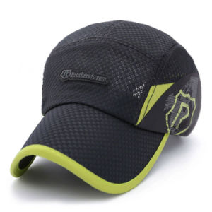 Adult Fashion Polyester Mesh Baseball Cap (YKY3459) pictures & photos