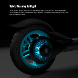 350W 36V 2 Wheel Fast Electric Standing Scooter pictures & photos