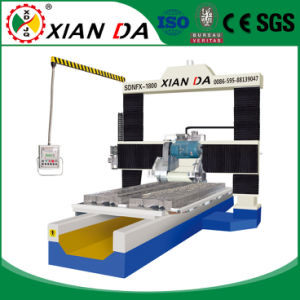 Scnfx-1800 CNC Automatic Gantry Stone Profiling Cutting Machine pictures & photos