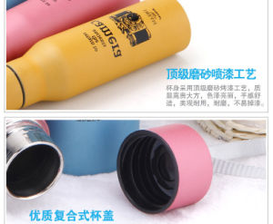 Hot Sale Double Wall Stainless Steel Thermos Flask pictures & photos