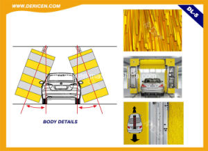 Dericen Dl5 Car Wash Machine Fully Automatic with Ce Cetification pictures & photos