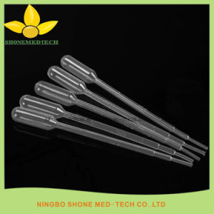 Hospital and Medical Lab Transfer Pipet pictures & photos