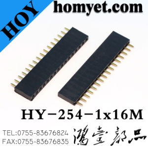 2.54mm Female Header Connector pictures & photos