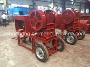 Large Wholesale Mini Jaw Crusher, Mini Mobile Jaw Crusher Price List pictures & photos