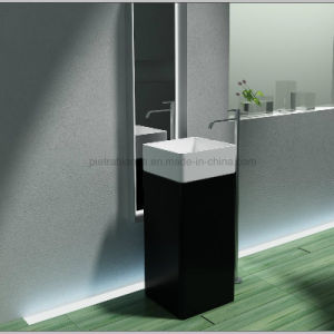 Fashion Acrylic Resin Freestanding Basin (PB2174) pictures & photos