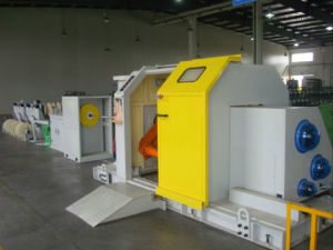 Zd-630 High Speed Frame Type Single Twisting (Cabling) Machine pictures & photos