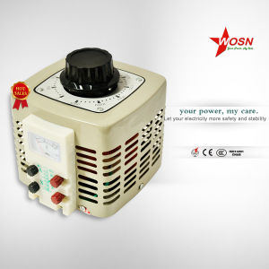 Tdgc 110VAC 220VAC Single Phase Auto Variac Transformer 3000va pictures & photos