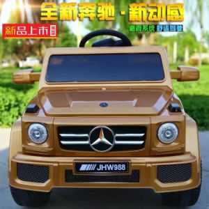 New Red Toy Car with Remote Control/ Kids Battery Operated Toy Car Green LC-Car-067 pictures & photos