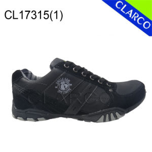 Men safety Outdoor Hiking Waterproof Shoes pictures & photos