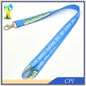Nice Follower Decorational Sublimation Lanyard for Wedding pictures & photos