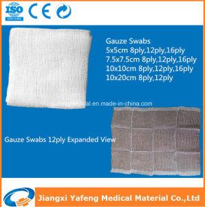 Ce Standard Sterile Gauze Pad 19X15 Mesh pictures & photos