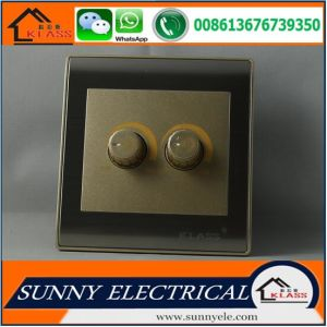 Wholesale China Product Universal Double Light Dimmer Switch pictures & photos