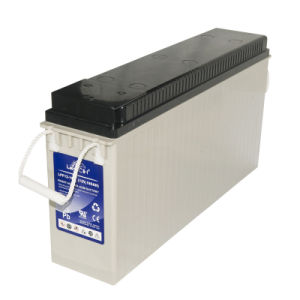 12V 180ah High Capacity Front Terminal AGM Battery for Telecom Use pictures & photos