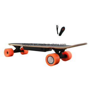 Four Wheel Electric Skateboard pictures & photos