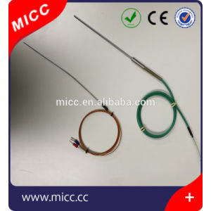Micc Universal Design K Type Chromel Alumel Bayonet Mount Thermocouples with Twist-Lock Adapters pictures & photos