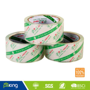 Adhesive Crystal Super Clear BOPP Packing Tape for Carton Sealing pictures & photos