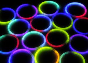 Tri-Color Glow Bracelet pictures & photos