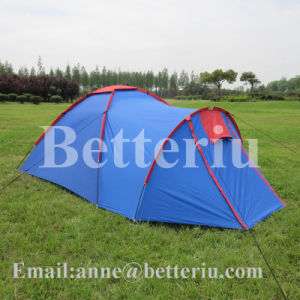 Tunnel Tent for Family Camping Outdoor pictures & photos