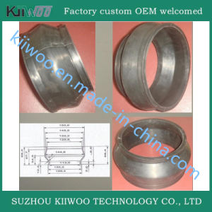 High Quality Custom Silicone Rubber Extruded Profiles and Mouldings pictures & photos