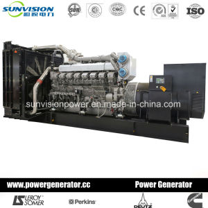 2000kVA Mitsubishi Generator, Electric Generator with Stamford Alternator pictures & photos