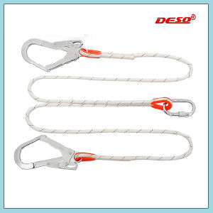 Polyester Safety Lanyard with Buckle pictures & photos