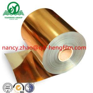 Transparent Rigid PVC Film for Metallizing