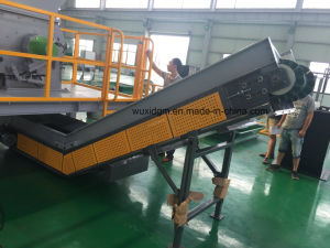 High Efficiency Wet Heavy Duty Granulators for Crushing Pet Bottles pictures & photos