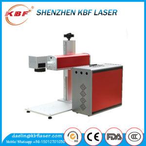 Hot Sale Portable 20W Fiber Laser Marking Machine pictures & photos