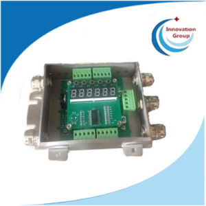 RS485 RS232 Digital Junction Box Weight Transmitter for Load Cell