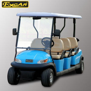 6 Seater Electric Sightseeing Bus for Sale pictures & photos