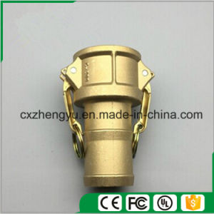 Brass Camlock Couplings/Quick Couplings (Type-C) pictures & photos