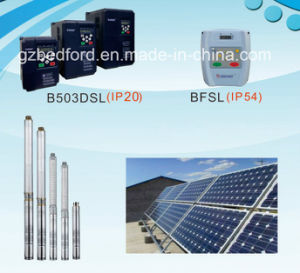 Solar Irrigation System with AC Submersible Pump and Solar Inverter, MPPT Technology pictures & photos