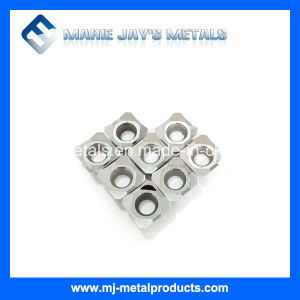Highly Polished Tungsten Carbide Turning Inserts pictures & photos