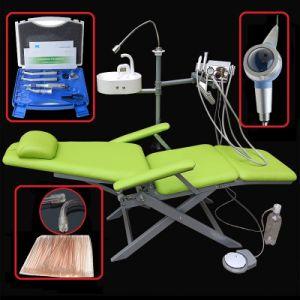 Folding Dental Chair / Mobile Dental Chair / Portable Dental Chair pictures & photos