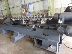 Spiral for Sicoma Cement Screw Conveyor pictures & photos