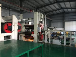 Stainless Steel Embossing Machine pictures & photos