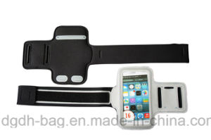 Waterproof Sweatproof Sport Gym Running Jogging Armband with Key Holder pictures & photos