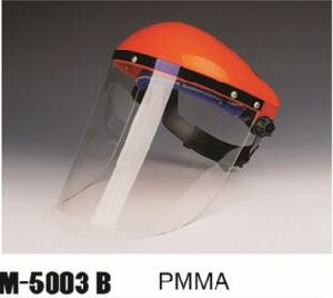 Safety Mask Face Protection Shield with Mesh Visor pictures & photos